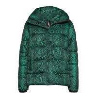 Jacket Vuorillinen Takki Topattu Takki Vihreä Replay