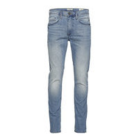 Jeans - Noos Twister Fit Without De Tiukat Farkut Sininen Blend