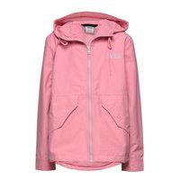 Arild Junior Jacket Outerwear Jackets & Coats Windbreaker Vaaleanpunainen Svea