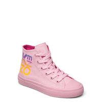 Shoes Korkeavartiset Tennarit Vaaleanpunainen Kenzo