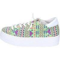 Kengät 2 Stars sneakers multicolor tessuto ap709