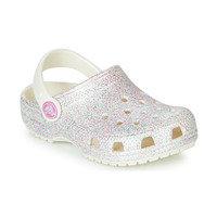 Lasten Puukengät Crocs CLASSIC GLITTER CLOG K