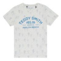 Lyhythihainen t-paita Teddy Smith ERNEST