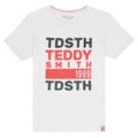 Lyhythihainen t-paita Teddy Smith DUSTIN