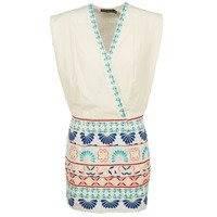 Lyhyt mekko Antik Batik POLIN
