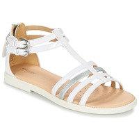 Tyttöjen sandaalit Geox J S.KARLY G. D