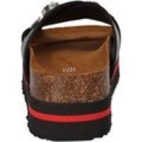 Sandaalit 5 Pro Ject sandali nero pelle AC698