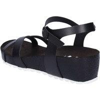 Sandaalit 5 Pro Ject sandali nero pelle bianco AC700