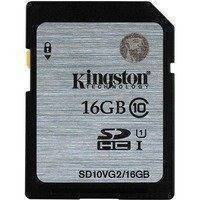 Kingston muistikortti SDHC 16GB UHS-I Class 10 45MB/s