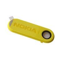 Kamera kansi Nokia 502 Asha - yellow