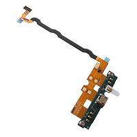Kaapeli USB Liitin ja Mikrofoni LG P875 Optimus F5