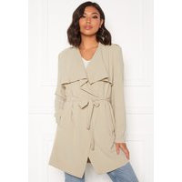 OBJECT Ann Lee Short Jacket Humus