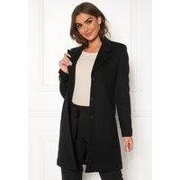 SELECTED FEMME Sasja Wool Coat Black