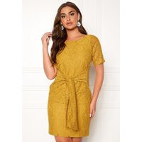 DRY LAKE Daisy Dress 715 Yellow Lace