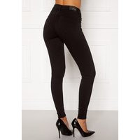 BUBBLEROOM Miranda Push-up jeans Black