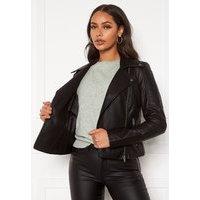 Noisy May Rebel L/S Jacket Black