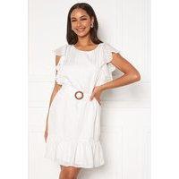DRY LAKE Kharma Dress 142 White Stripe Jac