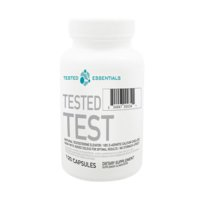 Tested Test, 120 tabs, Tested Nutrition