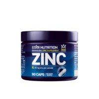 Zinc, 90 caps, Star Nutrition