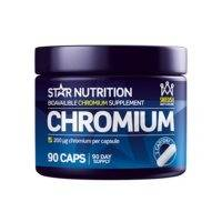 Chromium, 90 caps, Star Nutrition