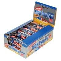 25 x Low Carb High Protein Bar, 50 g, Weider
