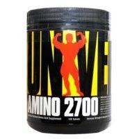 Amino 2700, 120 kapselia, Universal Nutrition
