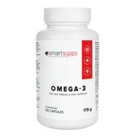 SmartSupps OMEGA-3, 100 caps