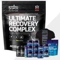 Ultimate Recovery Complex, 4 kg + Bonustuote!, Star Nutrition
