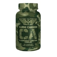 Carni Cannon CA, 60 capsules, Scitec Nutrition