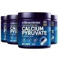 Calcium Pyruvate BIG BUY, 360 caps, Star Nutrition