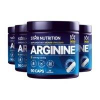 Arginine, BIG BUY, 360 caps, Star Nutrition