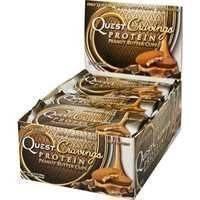 12 x Quest Cravings, 60 g, Peanut Butter Cup, Quest Nutrition