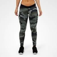 Camo long tights, camo print, XS, Better Bodies Women
