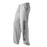 BB Gym Pant, Greymelange, S, Better Bodies Men