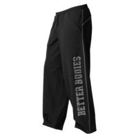 Men's BB gym pant, Black, S, Better Bodies Men