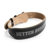 Weight Lifting Belt, black, L, Better Bodies Gear