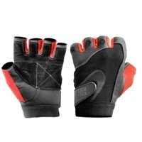 Pro Lifting Glove, black/red, L, Better Bodies Gear