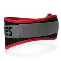 Basic Gym Belt, black/red, XL, Better Bodies Gear