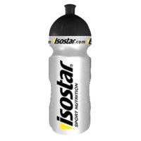 Isostar Water Bottle, 1 liter, Gold/Black