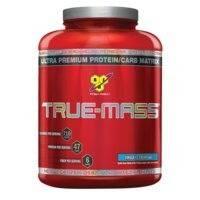 True Mass, 2,6 kg, Strawberry, BSN