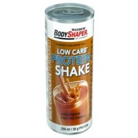 Low Carb Proteinshake, 250 ml, Cappuccino, Weider