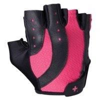 Harbinger Women's pro glove, Musta/Pinkki, L