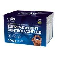 Supreme Weight Control Complex, 40 sachets, Chocolate, Star Nutrition