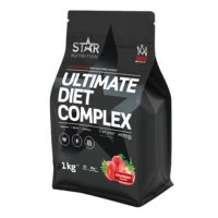 Ultimate Diet Complex, 1 kg, Mansikka, Star Nutrition
