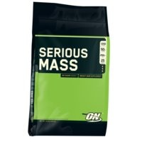 Serious Mass, 5455 g, Suklaa, Optimum Nutrition