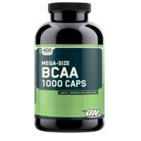 Optimum BCAA 1000, 200 kaps., Optimum Nutrition