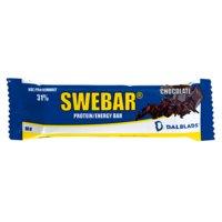 Swebar, 55 g, Banaanisuklaa, Dalblads