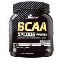 BCAA Xplode, 500 g, Sitrus