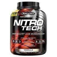 Nitro-Tech Performance Series, 1.8kg, Cookies and Cream, MuscleTech