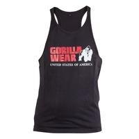 Classic Tank Top, black, L, Gorilla Wear